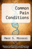 cover of Common Pain Conditions