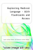 cover of Exploring Medical Language - Text and AudioTerms Package (10th edition)
