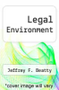 cover of Legal Environment (2nd edition)