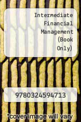 Cover of Intermediate Financial Management (Book Only) 10 (ISBN 978-0324594713)