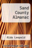 cover of Sand County Almanac