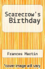 cover of Scarecrow`s Birthday