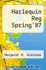 cover of Harlequin Reg Spring`87