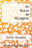 cover of En Busca de Milagros