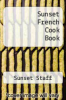 cover of Sunset French Cook Book