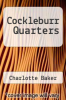 cover of Cockleburr Quarters