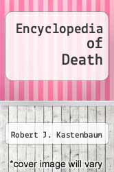 Cover of Encyclopedia of Death 1 (ISBN 978-0380719525)