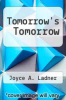cover of Tomorrow`s Tomorrow
