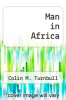 cover of Man in Africa