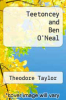 cover of Teetoncey and Ben O`Neal