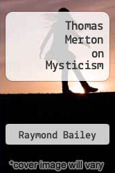 Cover of Thomas Merton on Mysticism EDITIONDESC (ISBN 978-0385120715)