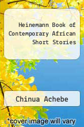 Cover of Heinemann Book of Contemporary African Short Stories EDITIONDESC (ISBN 978-0385247306)
