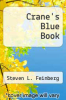 cover of Crane`s Blue Book