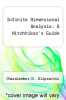 cover of Infinite Dimensional Analysis: A Hitchhiker`s Guide