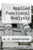 cover of Applied Functional Analysis (2nd edition)