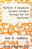 cover of MacMath: A Dynamical Systems Software Package for the MacIntosh
