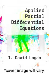 Cover of Applied Partial Differential Equations EDITIONDESC (ISBN 978-0387984414)