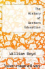 cover of The History of Western Education (11th edition)