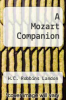 cover of A Mozart Companion