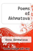 cover of Poems of Akhmatova