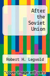 Cover of After the Soviet Union 1 (ISBN 978-0393034202)