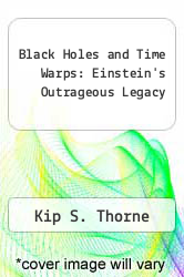 Cover of Black Holes and Time Warps: Einstein