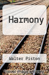 Cover of Harmony 4 (ISBN 978-0393090345)