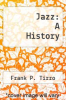 cover of Jazz: A History