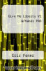 cover of Give Me Liberty V1 W/Nahdr PAS