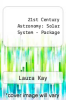 cover of 21st Century Astronomy (5th edition)