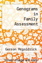 Cover of Genograms in Family Assessment EDITIONDESC (ISBN 978-0393700237)