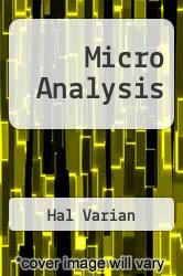 Cover of Micro Analysis 3 (ISBN 978-0393962826)