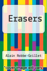 Cover of Erasers EDITIONDESC (ISBN 978-0394171180)