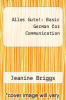 cover of Alles Gute!: Basic German for Communication