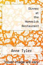 Cover of Dinner at the Homesick Restaurant 1 (ISBN 978-0394523811)