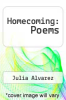cover of Homecoming: Poems
