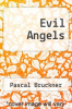 cover of Evil Angels