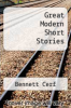 cover of Great Modern Short Stories
