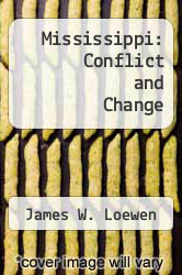 Cover of Mississippi: Conflict and Change EDITIONDESC (ISBN 978-0394709291)