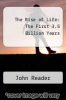 cover of The Rise of Life: The First 3.5 Billion Years (19th edition)