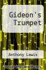 cover of Gideon`s Trumpet