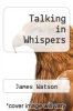 cover of Talking in Whispers