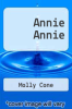 cover of Annie Annie