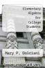 cover of Elementary Algebra for College Students
