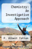 cover of Chemistry: An Investigative Approach