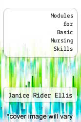 Cover of Modules for Basic Nursing Skills 2 (ISBN 978-0395286548)