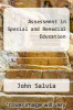 cover of Assessment in Special and Remedial Education (2nd edition)