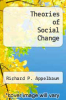 cover of Theories of Social Change