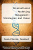 cover of International Marketing Management: Strategies and Cases