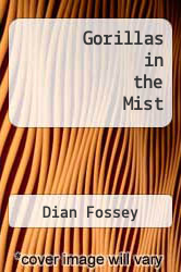 Cover of Gorillas in the Mist EDITIONDESC (ISBN 978-0395366387)